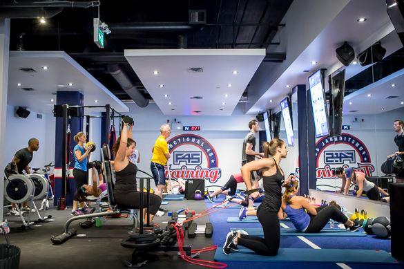 fitness centre renovation in toronto