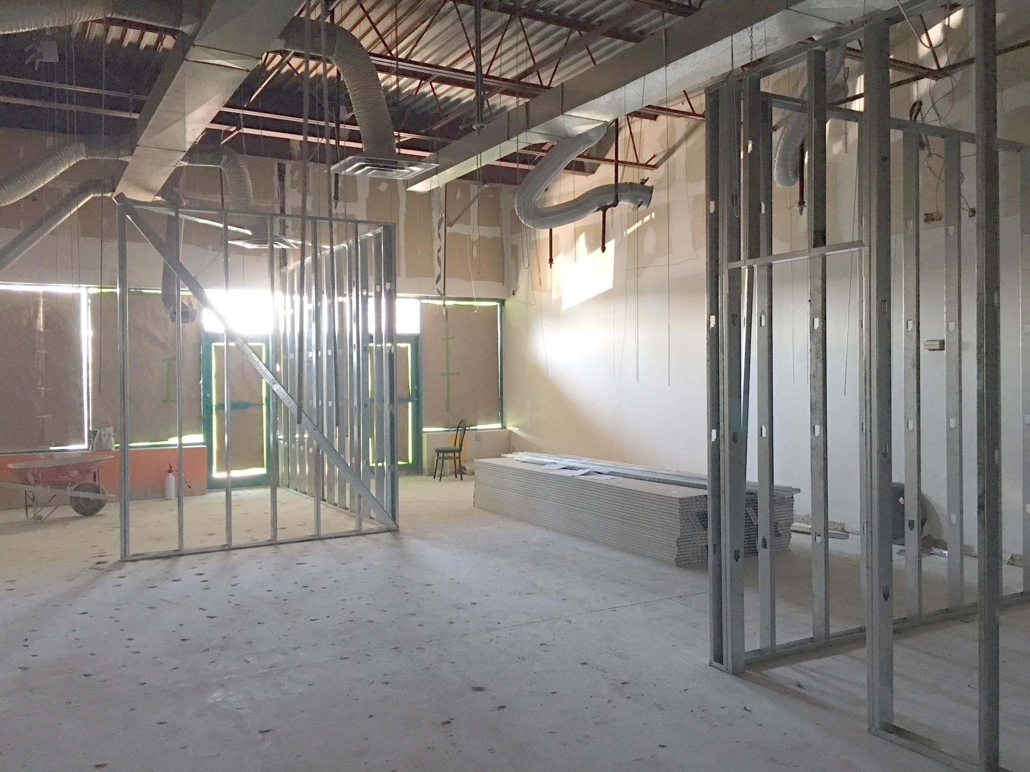 educational facility renovation