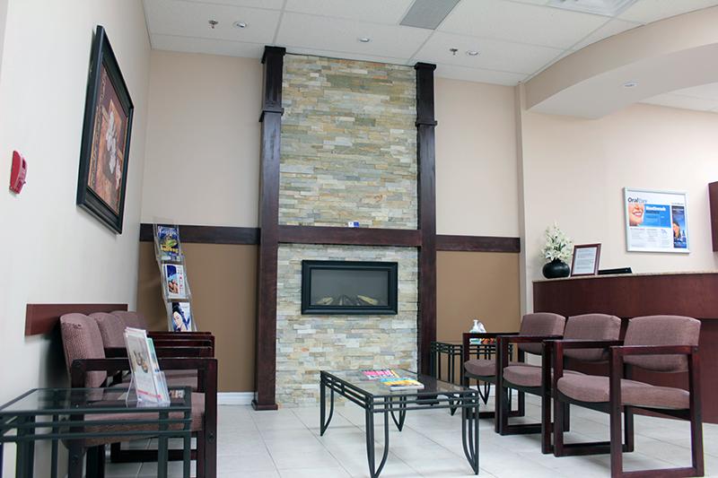Toronto commercial contractors Merival Dental Clinic 5